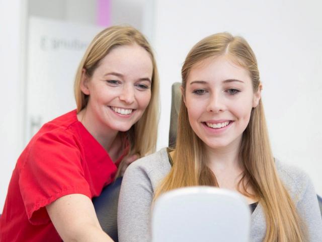 Füllungen & Inlays - MED:SMILE® – Zahnarzt Mannheim, Zahnarztpraxis für Zahnheilkunde und Implantologie