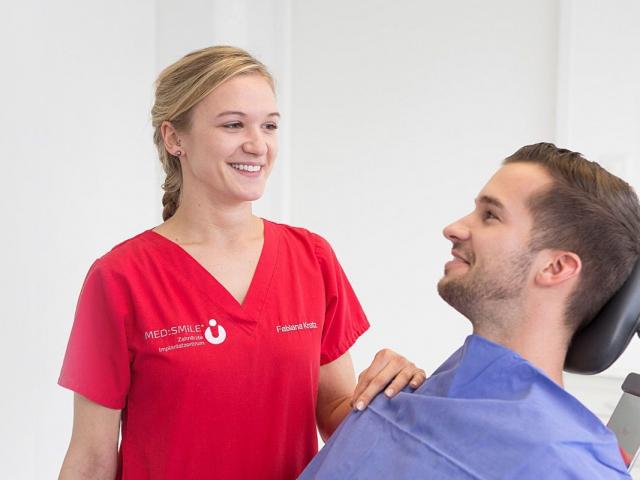 Sedierung & Vollnarkose - MED:SMILE® – Zahnarzt Mannheim, Zahnarztpraxis für Zahnheilkunde und Implantologie