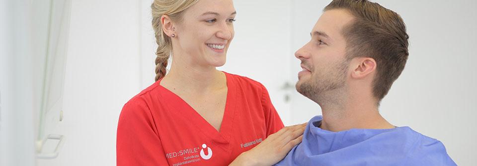 Weisheitszahn- /Zahnentfernung - MED:SMILE® – Zahnarzt Mannheim, Zahnarztpraxis für Zahnheilkunde und Implantologie