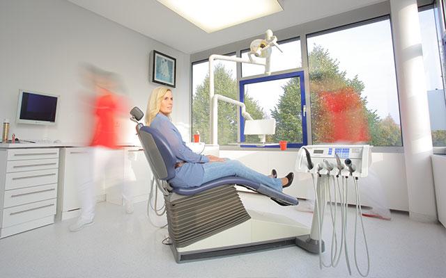 Impressionen - MED:SMILE® – Zahnarzt Mannheim, Zahnarztpraxis für Zahnheilkunde und Implantologie
