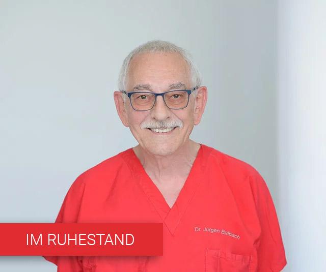 Dr. Jürgen Balbach - MED:SMILE® – Zahnarzt Mannheim, Zahnarztpraxis für Zahnheilkunde und Implantologie