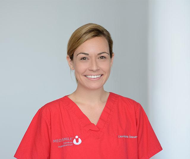ZÄ Lisa-Marie Steuer - MED:SMILE® – Zahnarzt Mannheim, Zahnarztpraxis für Zahnheilkunde und Implantologie